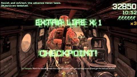 CoD4 Shock And Awe Arcade Mode Veteran (HD)