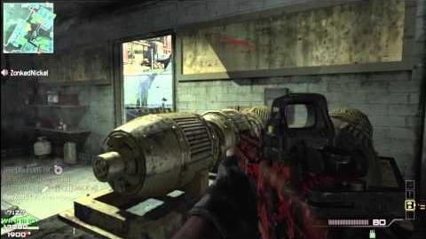 Modern Warfare 3 Carbon Team Deathmatch Multiplayer Gameplay MW3