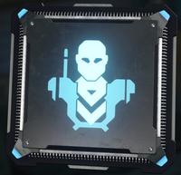 Remote Hijack cyber core icon BO3