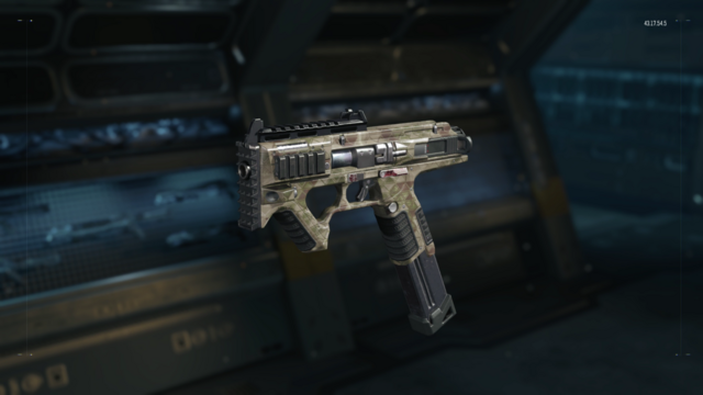 File:L-CAR 9 Gunsmith model Woodlums Camouflage BO3.png