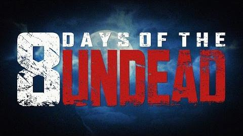 Official Call of Duty® Black Ops III - 8 Days of the Undead Trailer