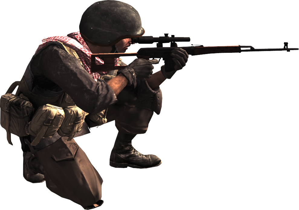 Image Opfor Sniper Cod4 Png Call Of Duty Wiki Fandom