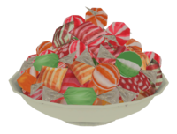 Candy model BOII