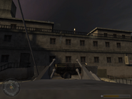 Airfield watch out with the germans at the rooftop! CoD1