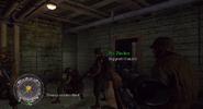 Bunker interior Battle for Hill 400 CoD2