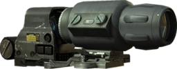Hybrid Scope menu icon MW3