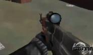 AK-47 Scoped mw3ds