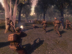 Prisoners of War CoD2