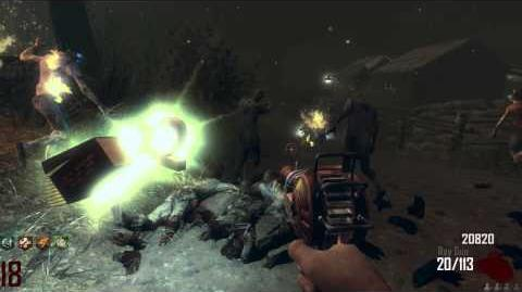 "Black Ops 2 Zombies ""Farm"" Rounds 1-30 Survival - PC Gameplay Test"
