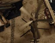 UH-60 Blackhawk dropping Ghosts Birds of Prey CoDG