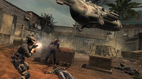 Call of Duty Modern Warfare 3 - Campaign - Back on the Grid