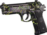 M9 Exclusion Zone MWR