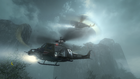 UH-1s with search lights BO