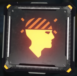 Mass Overload cyber core icon BO3