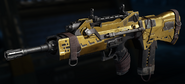 FFAR Gunsmith Model Gold Camouflage BO3