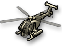 MW3 AH-6 Overwatch