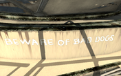 Beware of bad dogs Dome MW3
