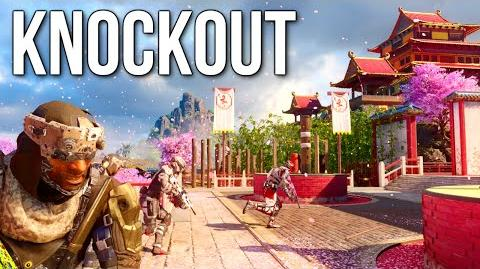 Call of Duty Black Ops 3 KNOCKOUT Gameplay & Bruce Lee Easter Egg (DLC2 Eclipse)