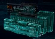 MI6 Headquarters MW3