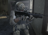 Delta Soldiers Lockdown MW3