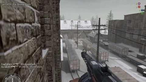 Call of Duty 9 30 2013 - Railyard 1 with 50 points
