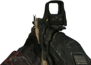 AK-47 Holographic Sight MW2