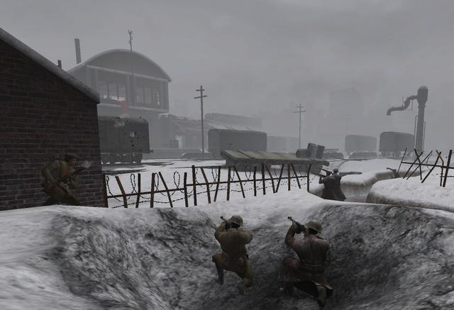 File:Soviet soldiers Demolition CoD2.png