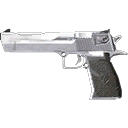 Desert Eagle menu icon CoD4
