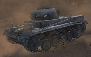 Panzer II CoD2