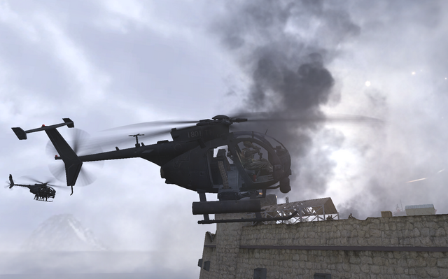 File:Side view Hornet Two Two Gulag MW2.png
