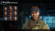 Female Face 5 BO3