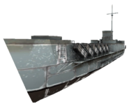Landing Craft Infantry static 2 WaW