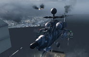 Mi-28 Blood Brothers MW3