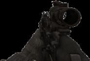 AK-74u ACOG Scope MW3