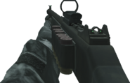 M1014 Red Dot Sight CoD4