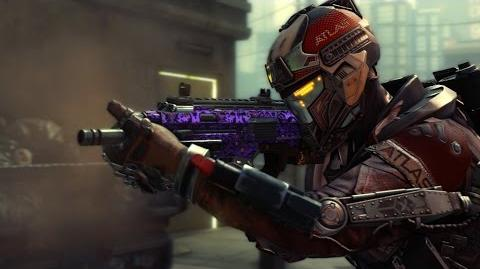 Official Call of Duty® Advanced Warfare – All-New Multiplayer Weapons & Character Gear Sets