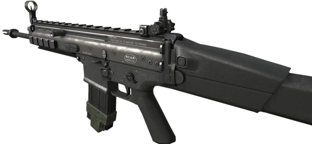 File:SCAR-L 3rd person MW3.png