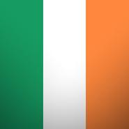 Ireland Emblem IW