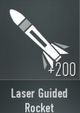 Laser Guided Rocket Paladin Module AW