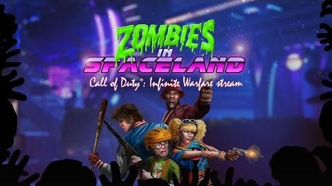Zombies in Spaceland – Call of Duty® Infinite Warfare Stream