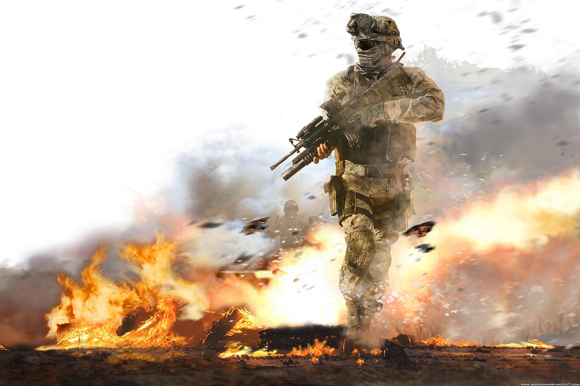 how to play modern warfare 2