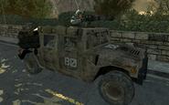Humvee Wolverines! MW2