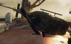 Crashed UH-1 Redemption BO