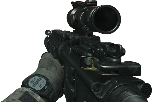 File:M4A1 ACOG Scope MW3.png