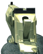 Desert Eagle Gold CoD4