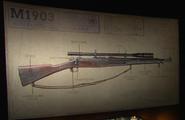 M1903 Blueprint WWII