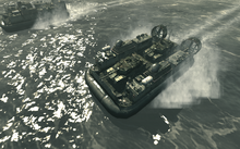 LCAC Top view Goalpost MW3