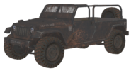 Jeep Wrangler model BO