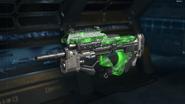 Weevil Gunsmith Model Weaponized 115 Camouflage BO3