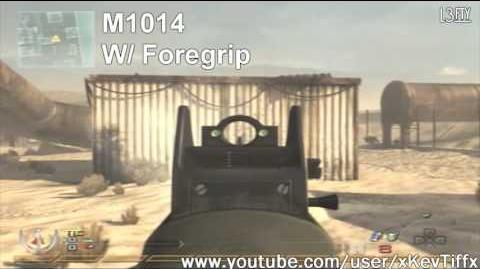 Call of Duty® Modern Warfare 2 - M1014 Shotgun Guide (All Attachments)